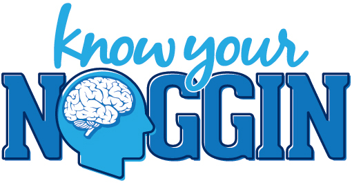 Know Your Noggin Campaign logo